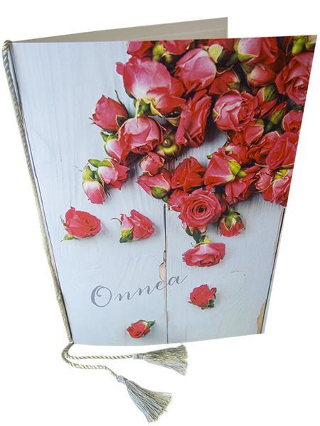 Onnitteluadressi Punaiset ruusut