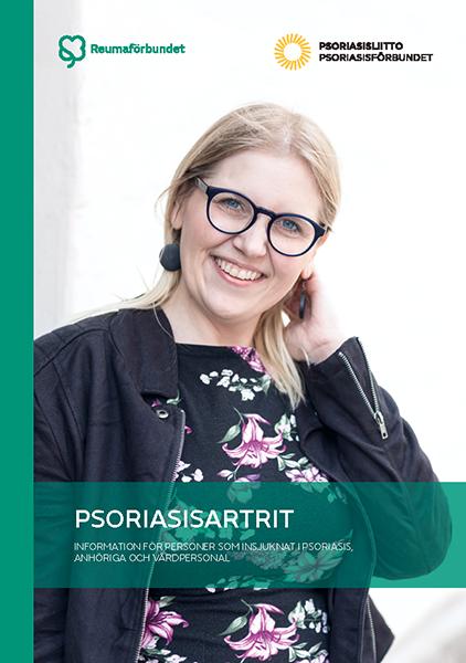 Psoriasisartrit -guide